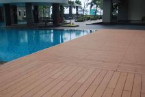WPC Deck Flooring Tiles Manufactures in Bangalore